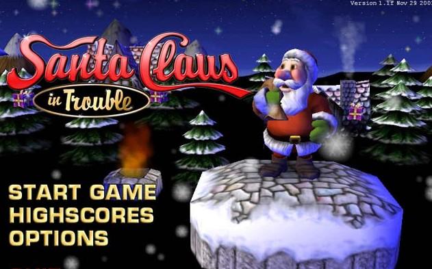 Санта клаус игра собирающий подарки скачать бесплатно